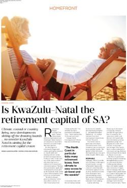 Is KwaZulu-Natal the retirement capital of SA? - Retire in KZN