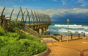 Holiday makers flock from all over the world to enjoy Durban's all year round summer weather.